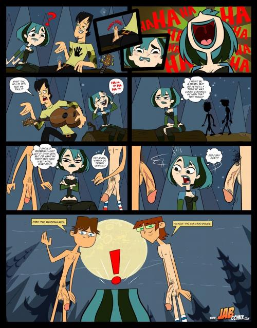 Total Drama Action Sex Videos