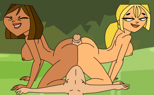Hal. can total drama island hentai going