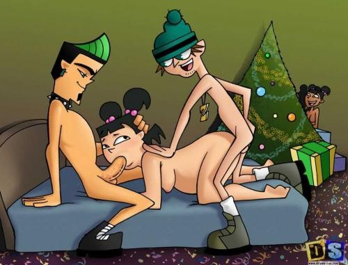 Total drama island Cartoon Sex