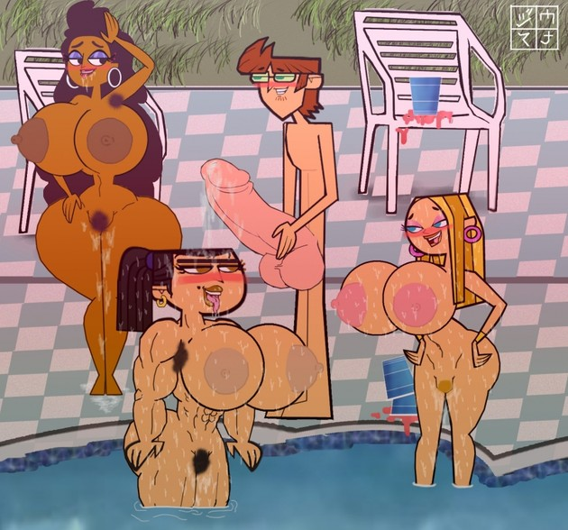 Total Drama Island Parody Pic By Rick Fields Porn Bb